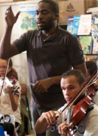 Earnest Notes: Our Review of 'The Violin Teacher'