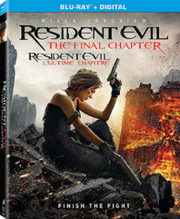 A Conclusion Comes Home: Our Review of 'Resident Evil: The Final Chapter' on Blu-Ray